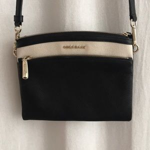 UEC Cole Haan adjustable cross-body bag